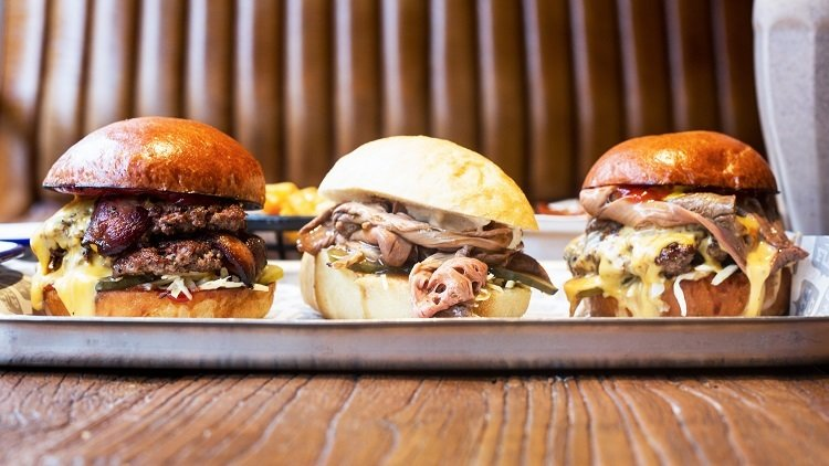 Five Burger Joints Killing it on the London Foodie Scene