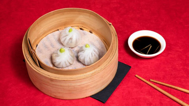 Divine Seafood Dim Sum In London