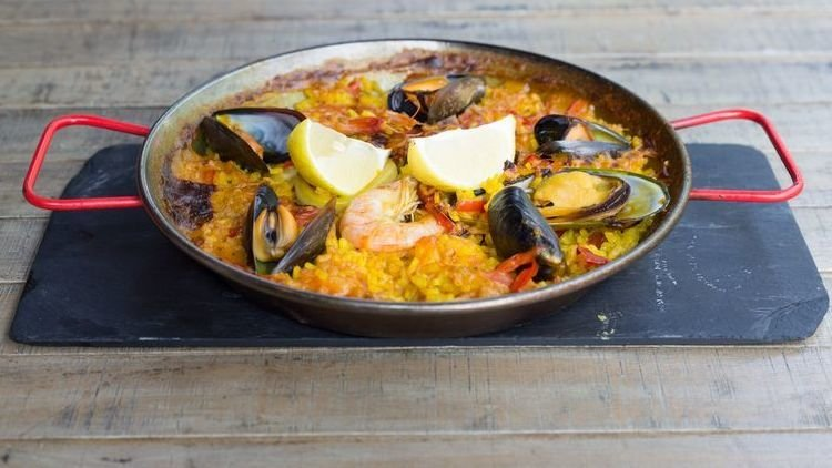 Dish of the Day: Paella