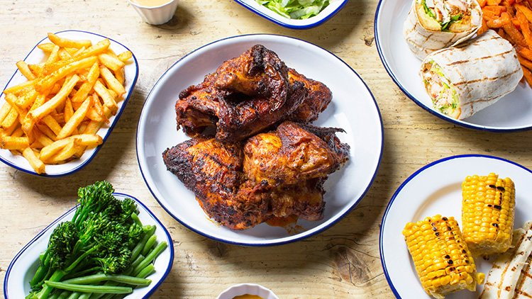 Amazing mood foods for festivals, starting with jerk chicken