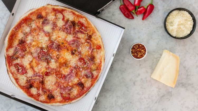 Reinvent Your Pizza Party
