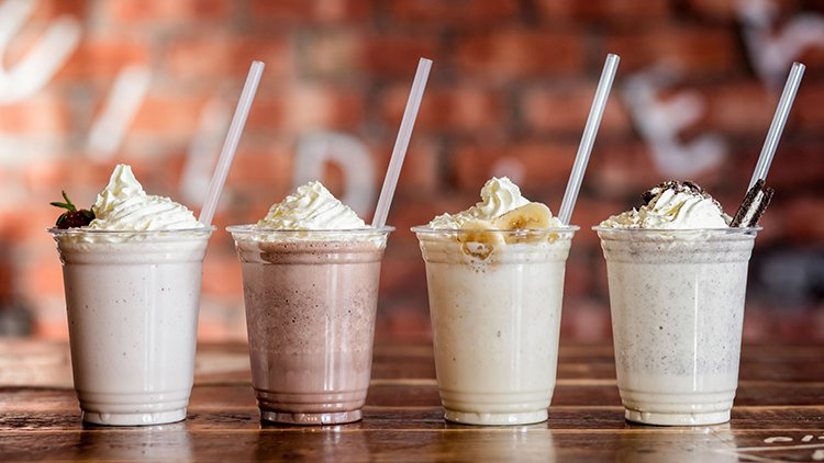 Shake it up a little with the UK's best milkshakes