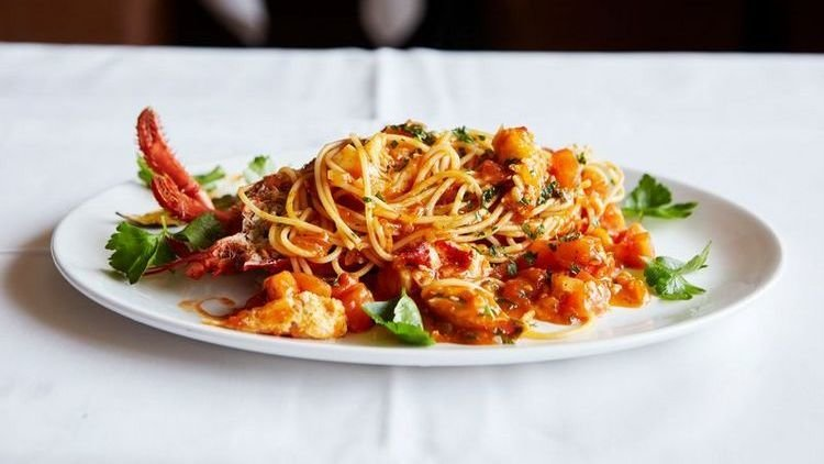 Dish Of The Day: Seafood Pasta