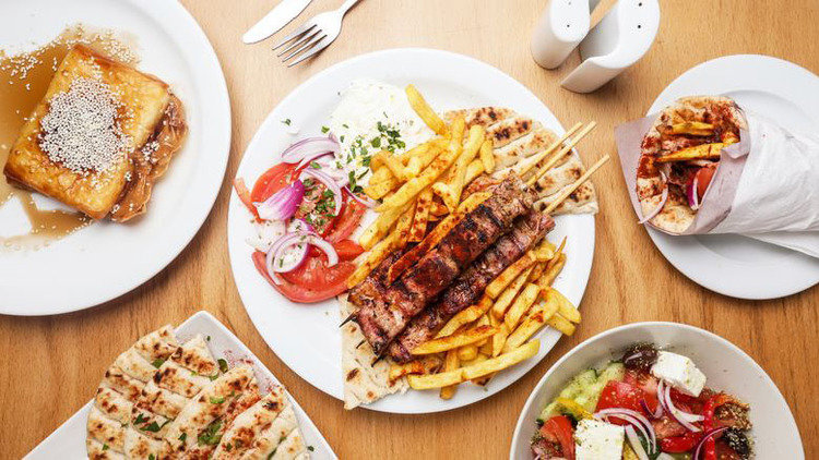 Greek Mezzes That'll Keep You Warm in Edinburgh