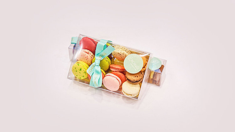 For the Best Mother's Day Macarons, London is the Place to Be