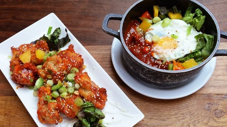 The Best Korean Restaurants in London