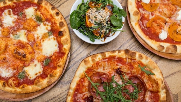 The UK's Best Pizzas