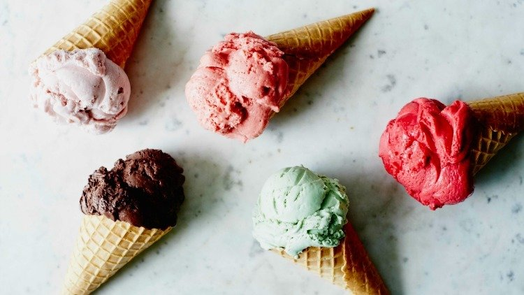 8 Of The Best Ice-Cream Parlours