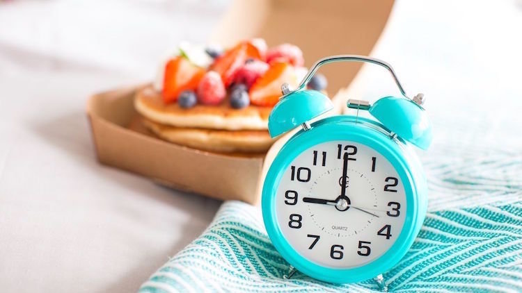 The Best Breakfasts for a Long Lie In