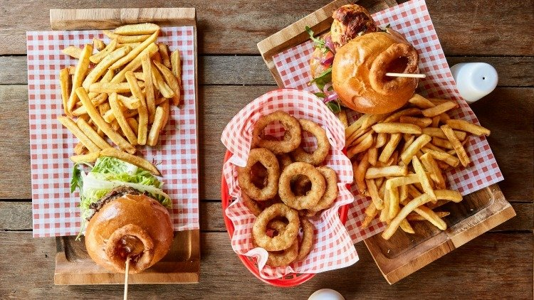 The UK's Best Burgers
