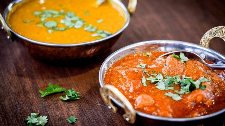 Creamy, Rich Curries in Oxford