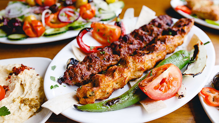 Ditch The Lamb Doner For Chicken Shish As A Healthier Alternative