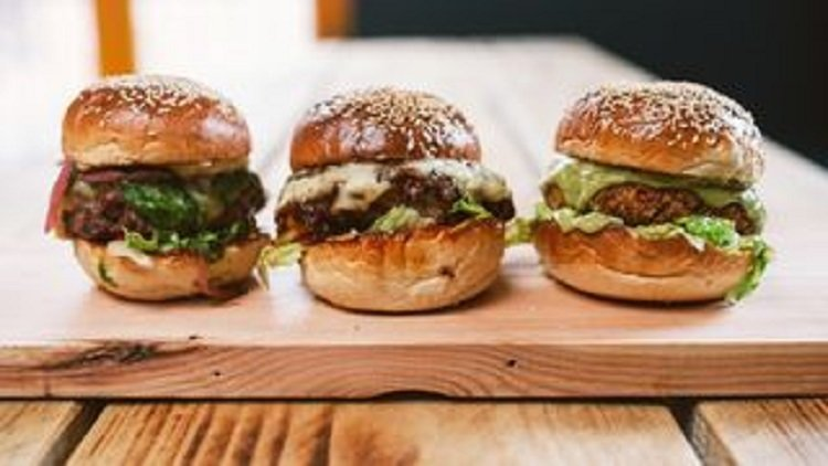 The Top Three Halal Burger Bites in London