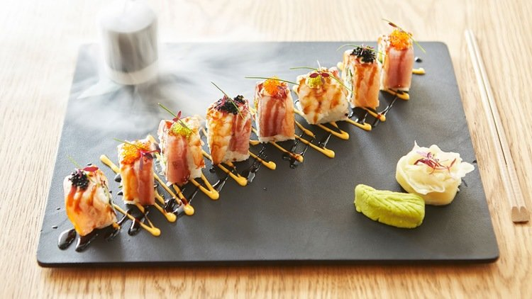 Glasgow's 5 Best Sushi Restaurants Will Put You on a Roll