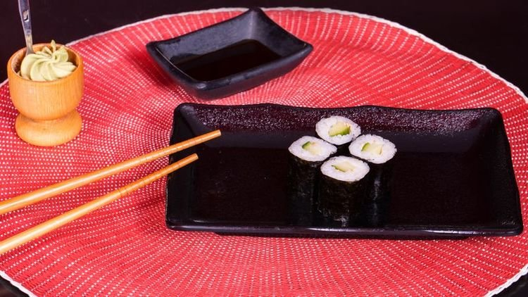 Vegetarian Sushi in Bristol Available to Order
