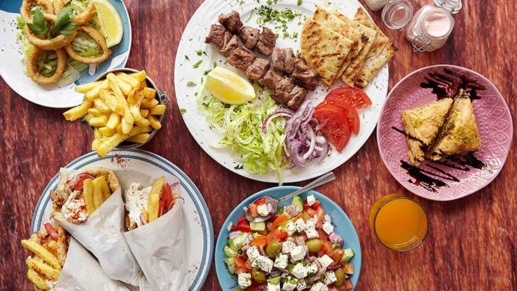 Try the Best Greek Grilled Goodness in the Heart of Leeds!