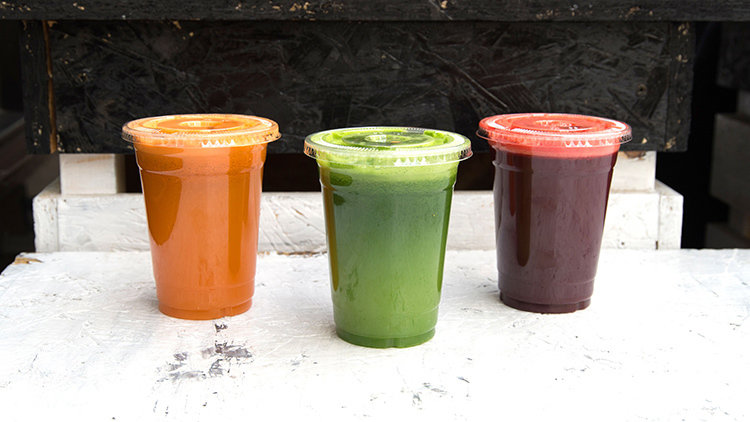 The UK's Healthiest Super Juices For A Shot Of Energy