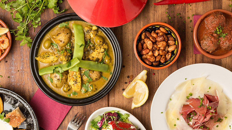 If You've a Taste for a Moroccan Tagine, Here's Where to Find One