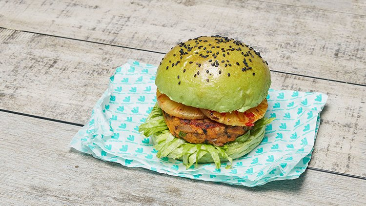 Five of the best vegan fast foods in London