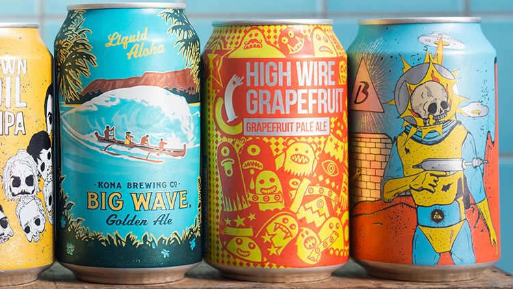 Fancy a funky, fruity beer? Manchester's got you covered!