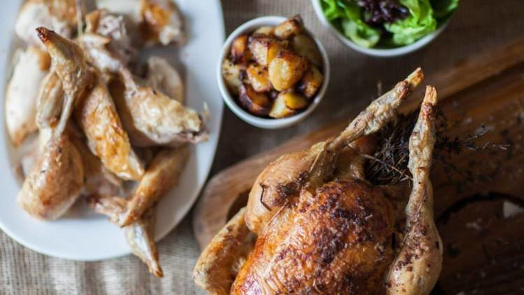 5 Roast Chicken Dinners You Can Get Delivered