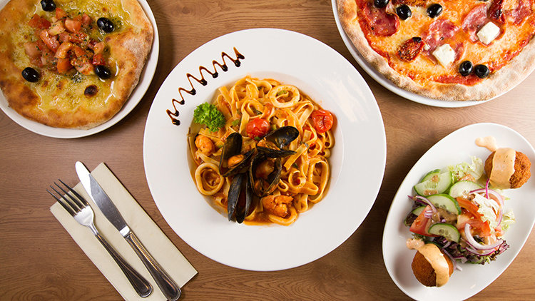 5 Superb Dishes From Shrewsbury's Italian Seafood Restaurants