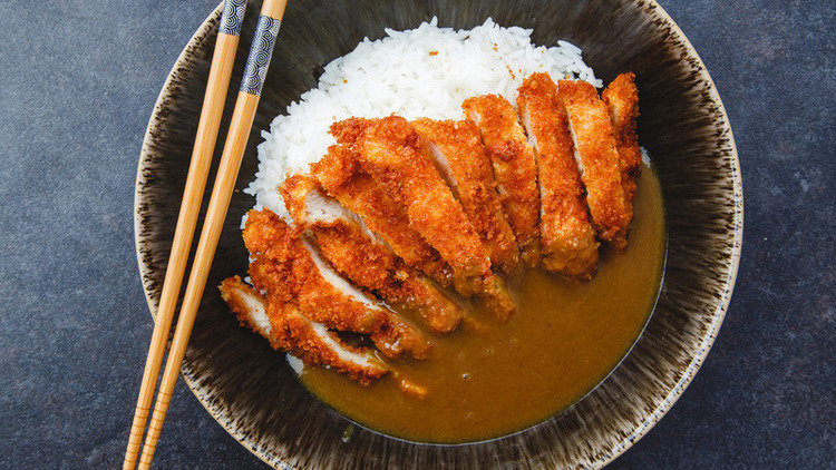 Dish Of The Day: Katsu Curry