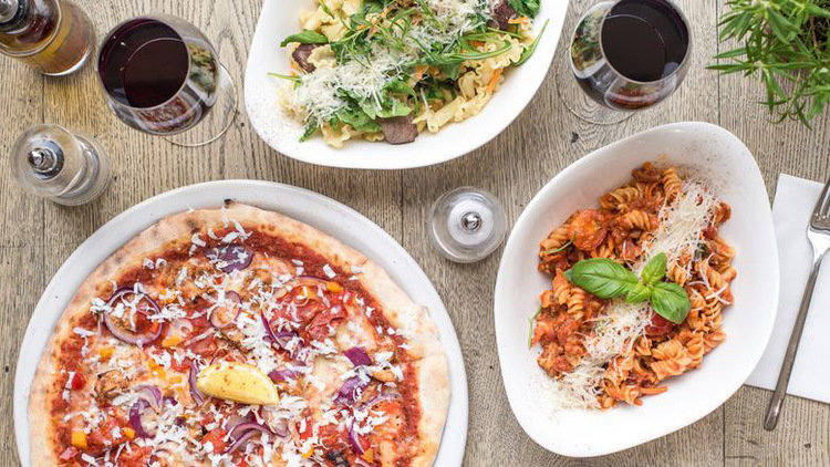 Deliveroo's Italian Date Night at Home in Manchester