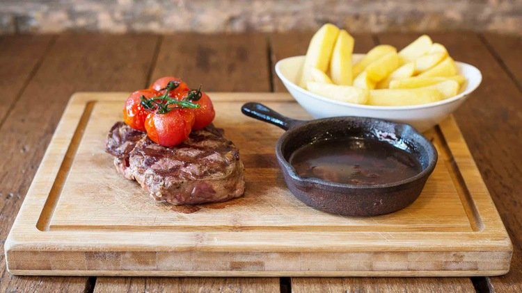 Pulling Out All The Stops With Manchester's Decadent Steak Dishes