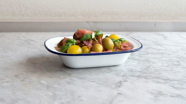 Healthy Birmingham Greek Food: Olives