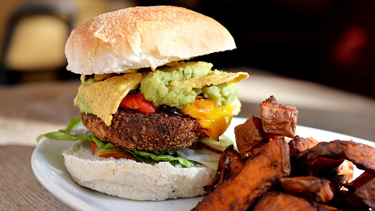 Best Healthy Burger Options to Scoff on a Diet