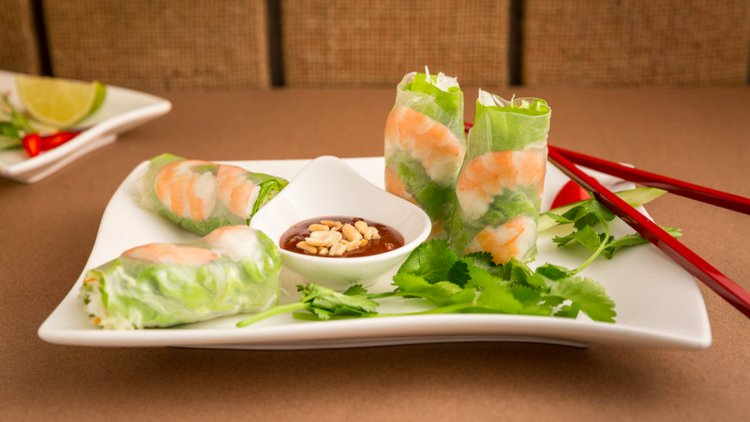 Vietnamese Spring Rolls: Dish of the Day