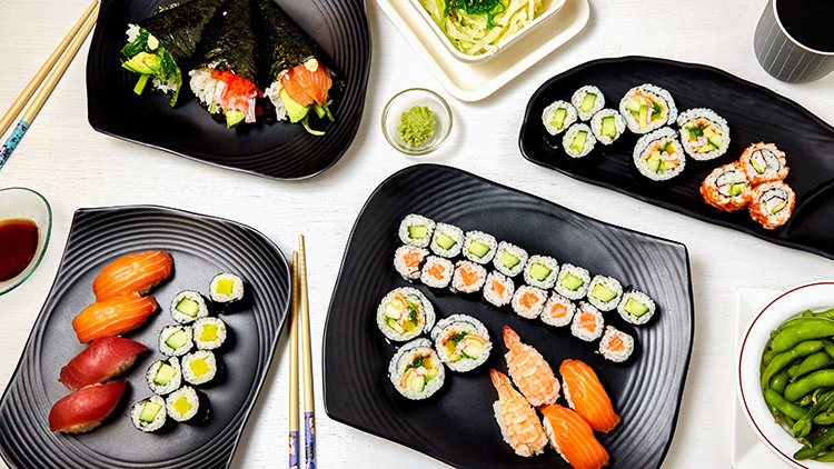 4 Top Sushi Tips - What's What in a Raw Food Restaurant?