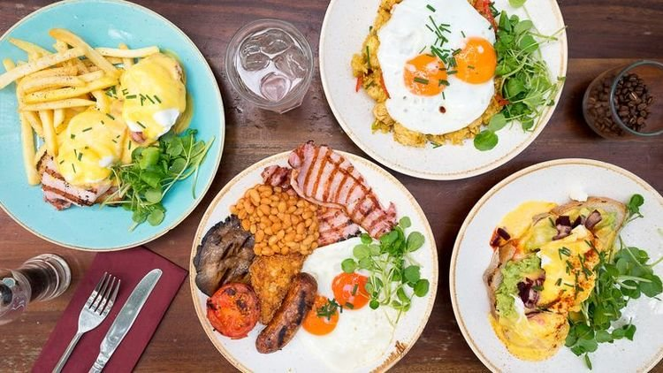 4 Breakfasts for egg lovers in Liverpool