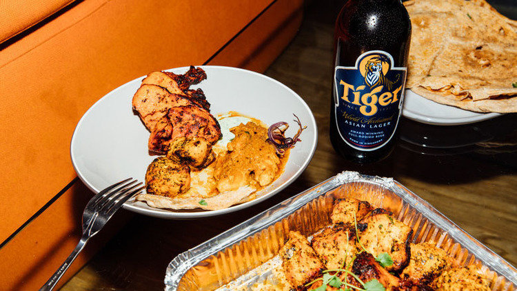 Cool Down a Curry With An Ice Cold Beer in Newcastle