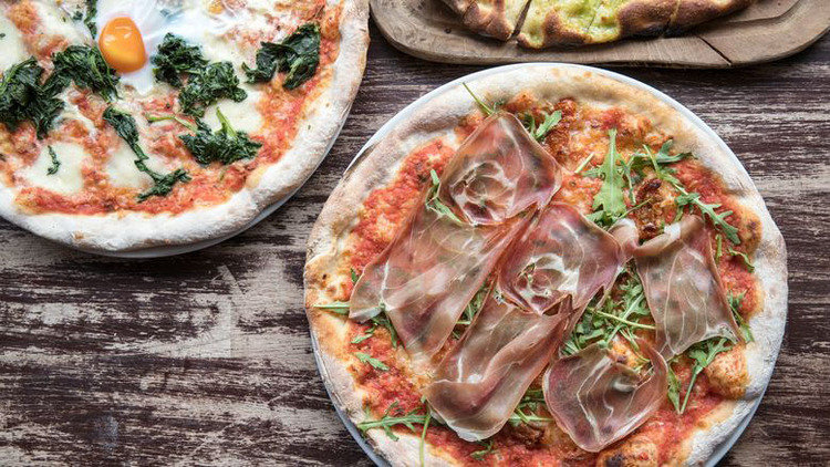 The Best Fresh New Italian Pizza Toppings in Swansea