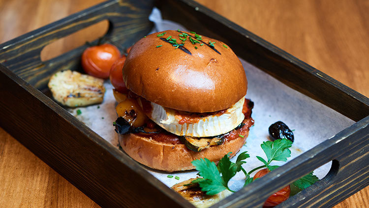 Looking For The Best Vegetarian Burger? Here Are 4 From Stirling