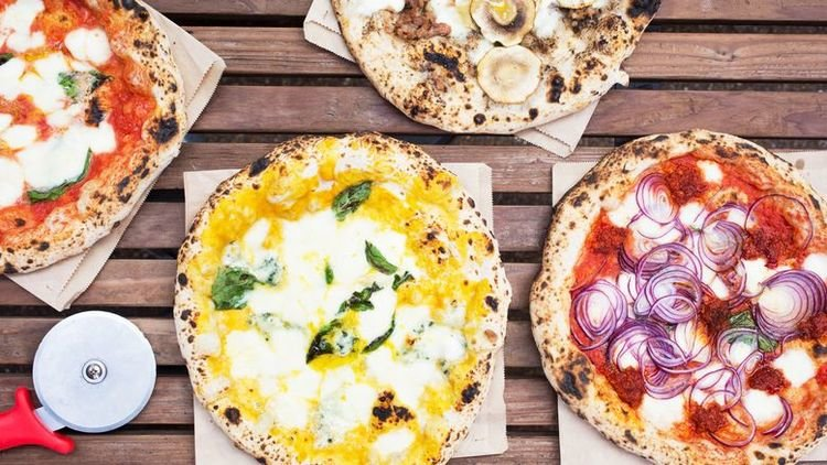 Be There Or Be Square: The Shapeliest Pizzas of Harrogate