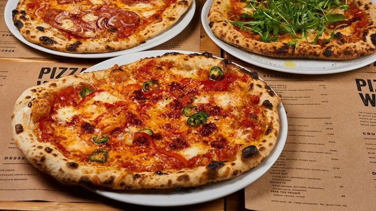 Top Pizza Parlours In Birmingham