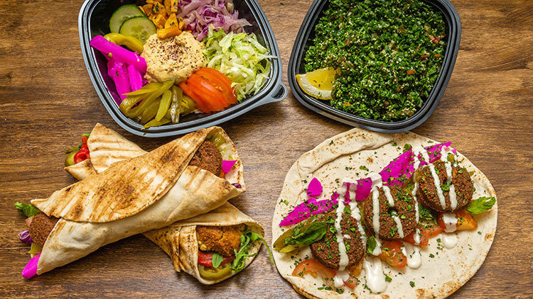 5 Spicy Wraps Which Give London Lunchtimes A Cosmopolitan Vibe
