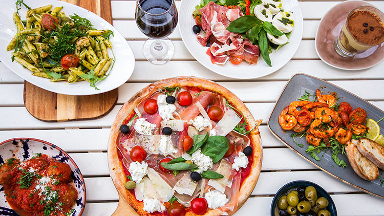 The UK's Best Upmarket Cheese Pizzas