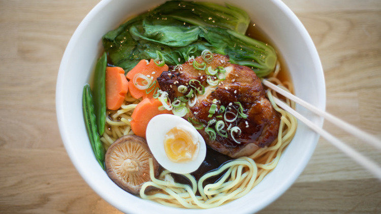 Great Ramen Places In UK