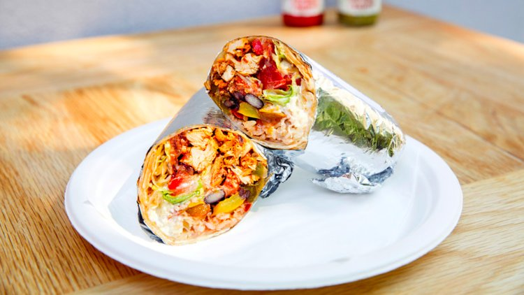 Dish Of The Day: Burrito