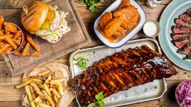 Best BBQ on Deliveroo