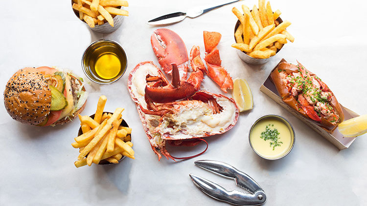 4 Of London's Most Opulent Eateries – From Burger & Lobster To Caviar Classic