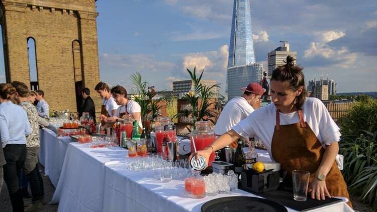 Corporate Summer Parties 2.0 - How to create the ultimate food experience at the workplace (Q&A)