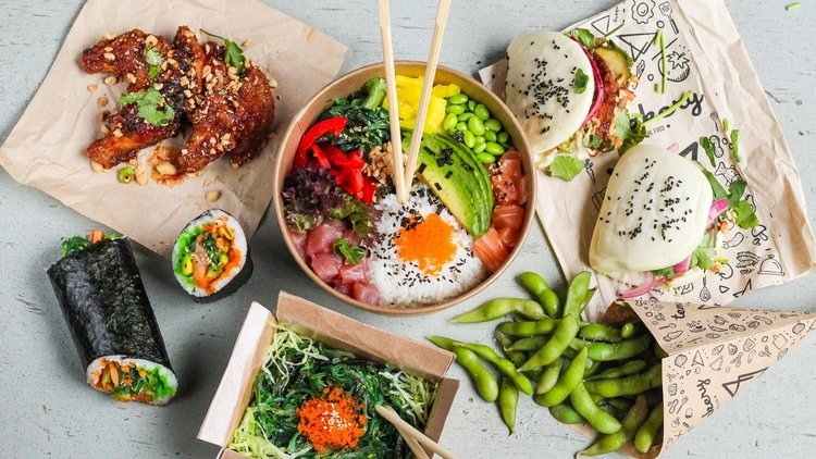 Deliveroo's 100 most-ordered dishes in 2018