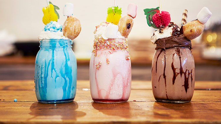 Freakshakes are the UK's best milkshakes you never knew existed