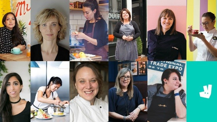 International Women's Day: Inspiring Women In Food