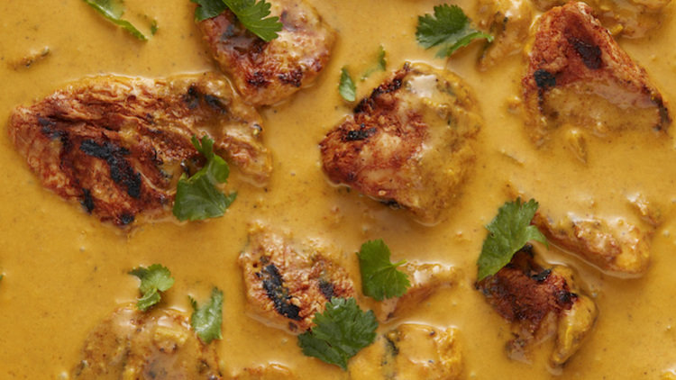 Keep Calm and Curry On: The UK's Favourite Curries